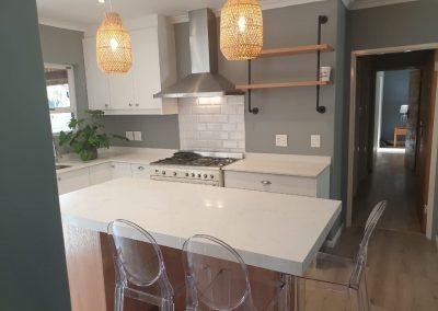 White Kitchen Cupboards Cape Town