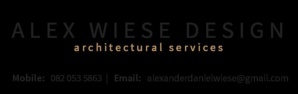 Alex Wiese Architectural Design